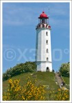 Postkarte Leuchtturm Hiddensee