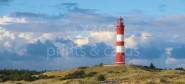 XL-Postkarte Amrum Leuchtturm