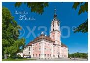 Postkarte Basilika Birnau