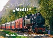 3D-Postkarte Molli