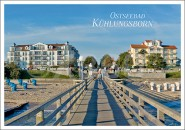 Postkarte Ostseebad Kühlungsborn Steg