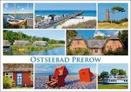Postkarte Ostseebad Prerow