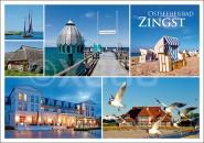 Postkarte Ostseeheilbad Zingst