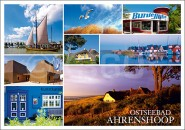 Postkarte Ostseebad Ahrenshoop