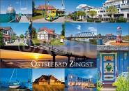 Postkarte Ostseebad Zingst