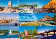 Postkarte Wustrow