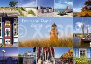 Postkarte Fischland Darss Zingst