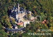 Postkarte Schloss Wernigerode