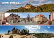 Postkarte Wernigerode