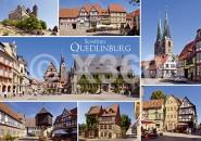 Postkarte Schönes Quedlinburg