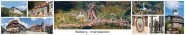 Panoramapostkarte Stolberg Impressionen