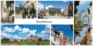 XL-Postkarte Quedlinburg Impressionen