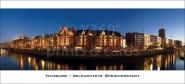 XL-Postkarte beleuchtete Speichersatdt