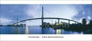 XL-Postkarte Köhlbrandbrücke