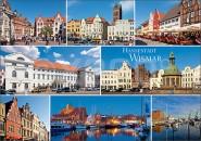 Postkarte Hansestadt Wismar