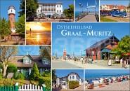 Postkarte Ostseeheilbad Graal-Müritz