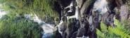 Lesezeichen Wasserfall