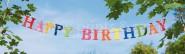 Lesezeichen Happy Birthday