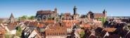Lesezeichen Nürnberg Burg