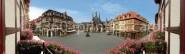 Lesezeichen Wernigerode Marktplatz
