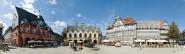 Lesezeichen Goslar Marktplatz