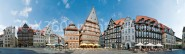 Lesezeichen Hildesheim Marktplatz