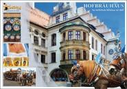Postkarte Hofbraeuhaus