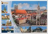 Postkarte Stadtbilder Historisch
