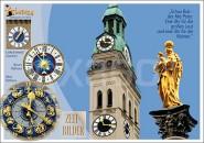 Postkarte Zeitbilder