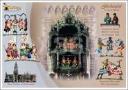 Postkarte Glockenspiel