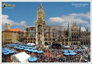 Postkarte Gründungsfest