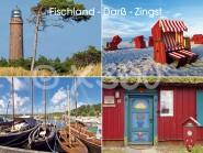 Metallmagnet Fischland-Darß-Zingst