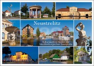 Postkarte Neustrelitz