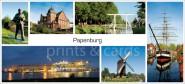 XL-Postkarte Papenburg Impressionen