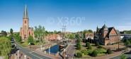 XL-Postkarte Papenburg