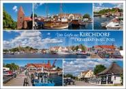 Postkarte Grüße aus Kirchdorf