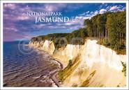 Postkarte Nationalpark Jasmund