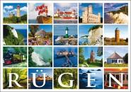Postkarte Rügen