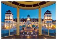 Postkarte Kurhaus Binz
