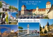 Postkarte Binz