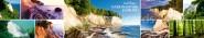Panoramapostkarte Nationalpark Jasmund