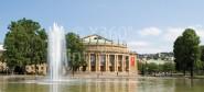XL-Postkarte Stuttgart Oper