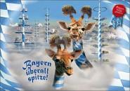 Postkarte Bayern ist spitze