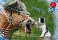 Postkarte I mog Di