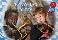 Postkarte Bavarian Blues