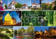 Postkarte Lübben