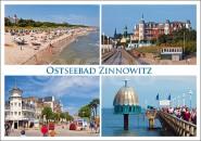 Postkarte Zinnowitz