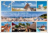 Postkarte Ostseebad Koserow