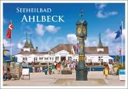 Postkarte Seeheilbad Ahlbeck