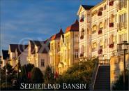 Postkarte Seeheilbad Bansin